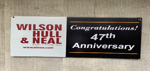 Wilson Hull & Neal celebrates 47th year